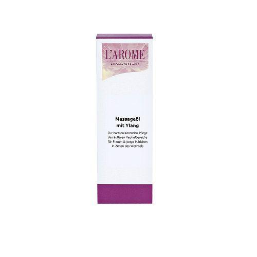 larome Aromatherapie LAROME Massageöl mit Ylang 50 ml