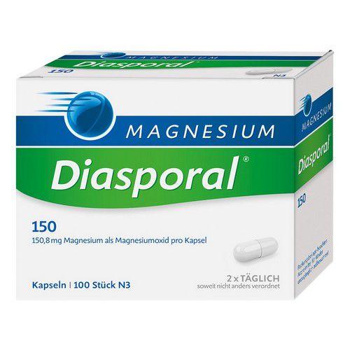 magnesium diasporal 150 kapseln g nstig kaufen bio apo. Black Bedroom Furniture Sets. Home Design Ideas