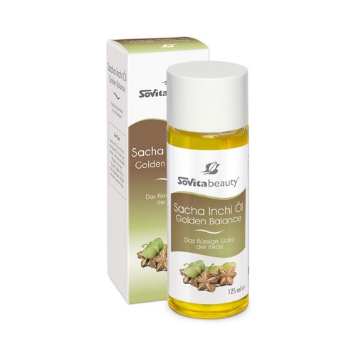 Ascopharm GmbH SOVITA beauty Sacha Inchi Öl 125 ml 798