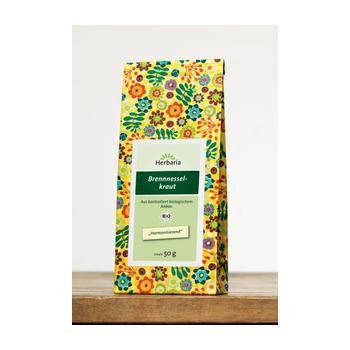 Herbaria Brennesselkraut Tee günstig kaufen - bio-apo