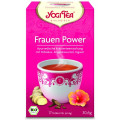 YOGI TEA Frauen Power Bio Filterbeutel