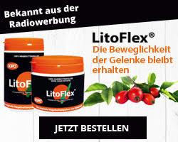 Litoflex Hagebuttenpulver